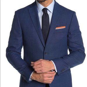 Tommy Hilfiger | Two button blue blazer